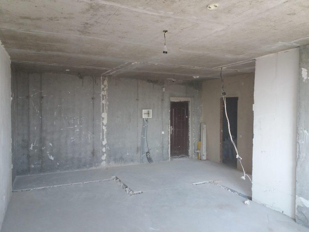 Демонтажні роботи, демонтаж стен, перегородок