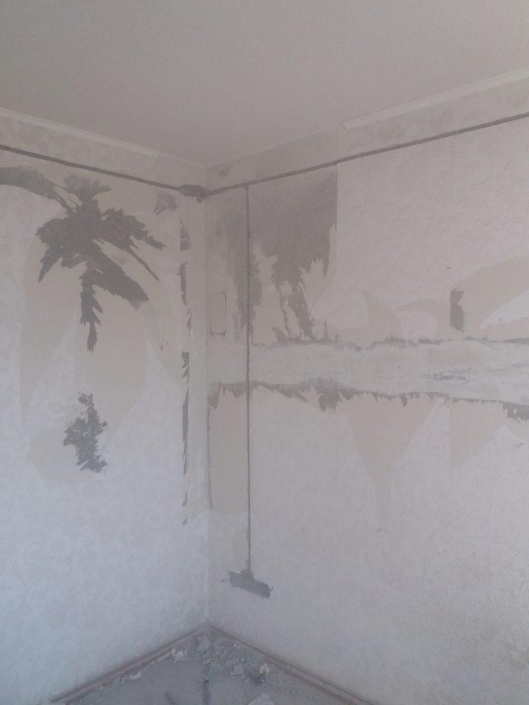 Штроблення стін Мисник (Mysnyk)