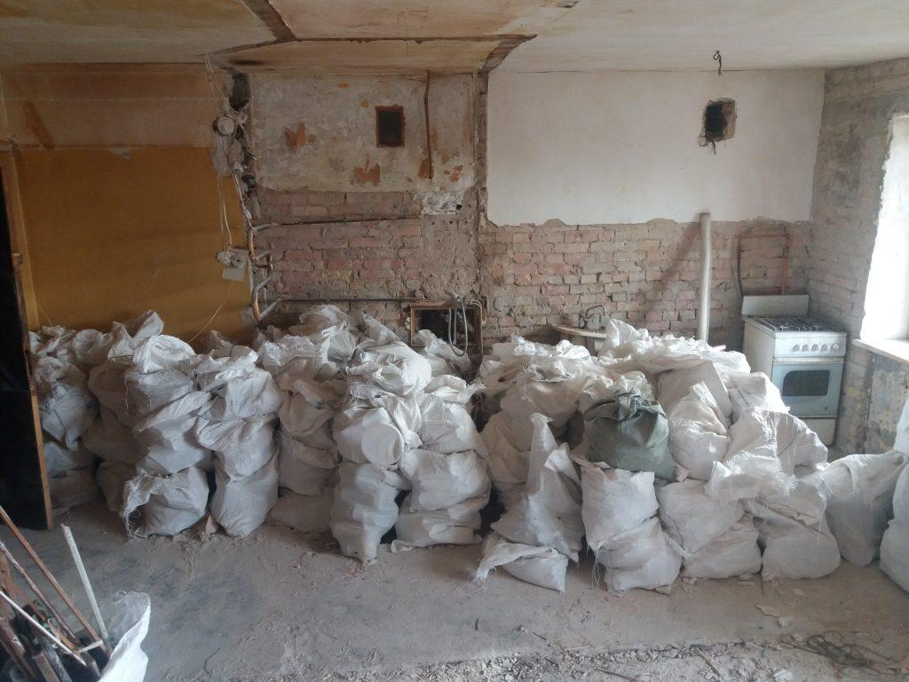 Вивіз будівельного сміття Мисник (Mysnyk)